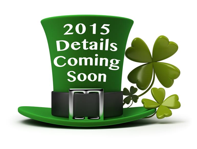 Project St. Patrick, Enniskillen, 2015 details coming soon