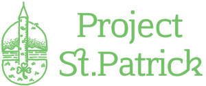 Project St.Patrick Logo Green